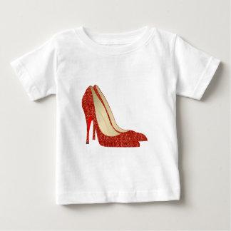 ルビー色のスリッパ ベビーTシャツ