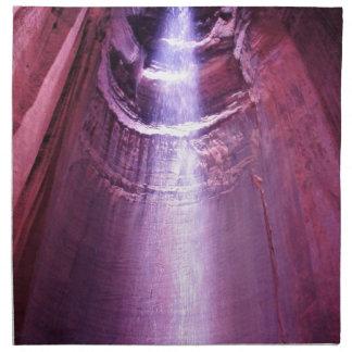 ルビー色の滝 ナプキンクロス