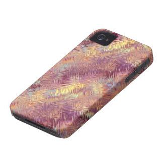 ルビー色の赤い液体パターン Case-Mate iPhone 4 ケース