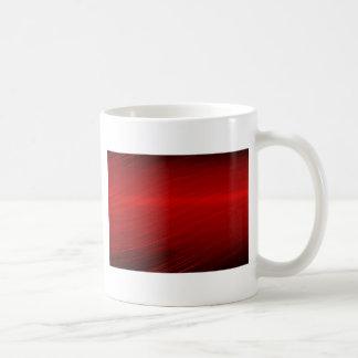 ルビー色の赤の紙 コーヒーマグカップ