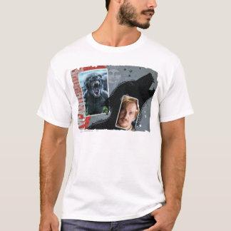 ルピナス属-狼人間 Tシャツ