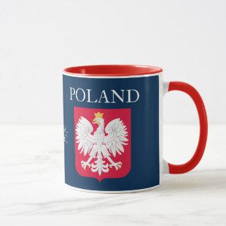 ルブリンポーランドの頂上のマグ マグカップ