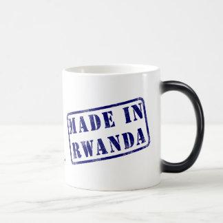 ルワンダで作られる モーフィングマグカップ