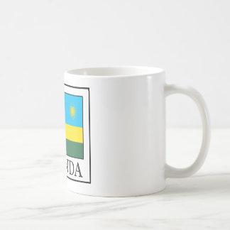 ルワンダのマグ コーヒーマグカップ