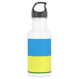 ルワンダの旗 ウォーターボトル