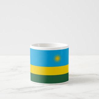 ルワンダの旗 エスプレッソカップ
