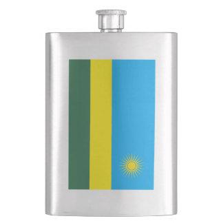 ルワンダの旗 フラスク