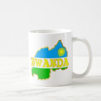 ルワンダの糖菓2 コーヒーマグカップ