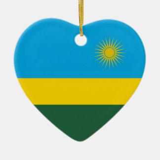 ルワンダ セラミックオーナメント