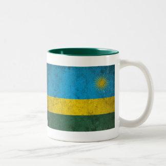 ルワンダ ツートーンマグカップ