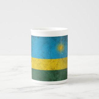 ルワンダ ボーンチャイナカップ
