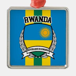 ルワンダ メタルオーナメント