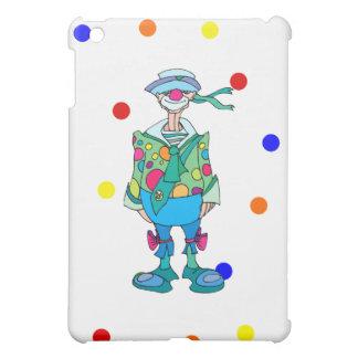 ルンペンのピエロ iPad MINI カバー