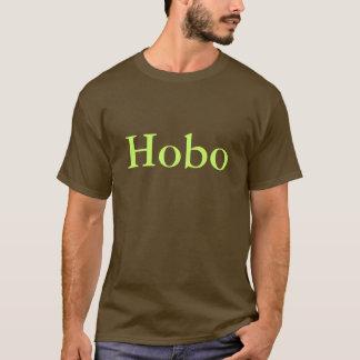 ルンペン-相棒のワイシャツ。 一緒の立場! 聞かれて下さい! Tシャツ