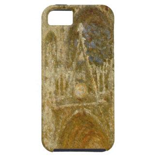 ルーアンのカテドラル、ゲート、クロウド著灰色の天候 iPhone SE/5/5s ケース