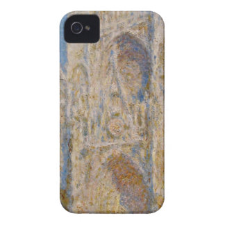 ルーアンのカテドラル、西の正面、クロウド著日光 Case-Mate iPhone 4 ケース