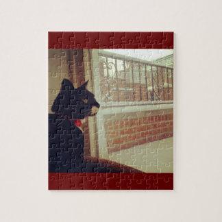 ルーシーの雪日 ジグソーパズル