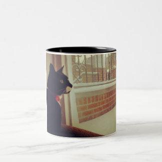 ルーシーの雪日 ツートーンマグカップ