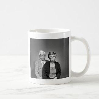 ルースおよびPED コーヒーマグカップ