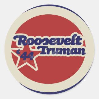ルーズベルトトルーマン44 ラウンドシール
