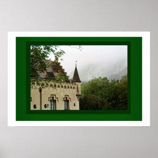 ルートビッヒの城 ポスター
