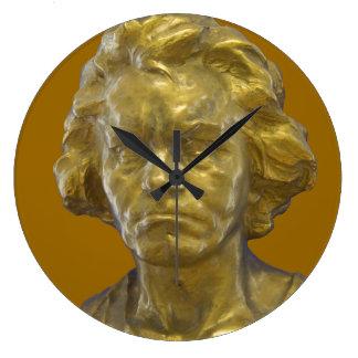 ルートヴィヒ・ヴァン・ベートーヴェン ラージ壁時計