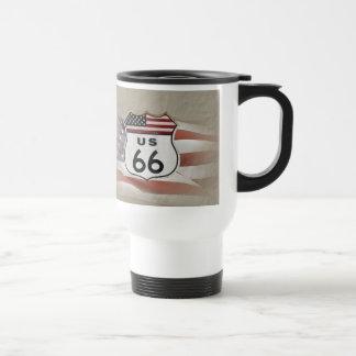 ルート米国66 トラベルマグ