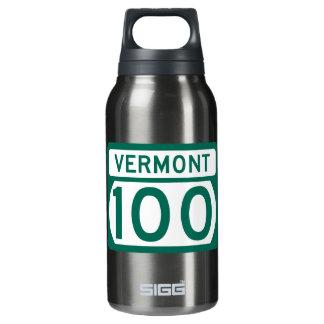 ルート100、ヴァーモント、米国 断熱ウォーターボトル