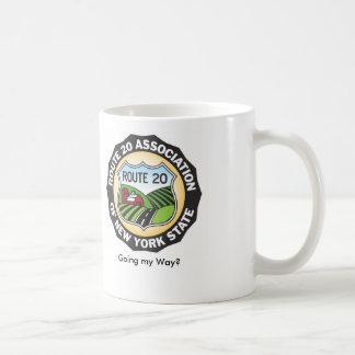ルート20のマグ コーヒーマグカップ