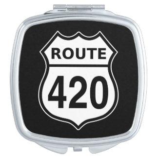 ルート420米国のハイウェーの印