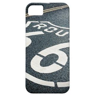ルート66のあなたの蹴りを得て下さい iPhone SE/5/5s ケース