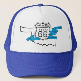 ルート66のオクラホマの帽子 キャップ