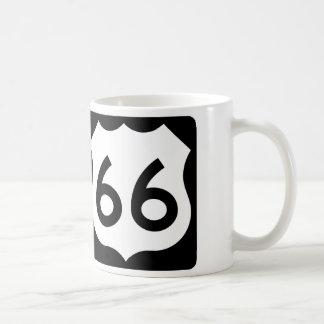 ルート66のコーヒー・マグ コーヒーマグカップ