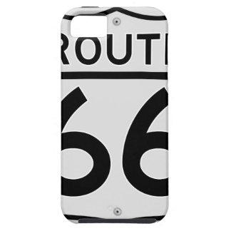 ルート66の印 iPhone SE/5/5s ケース
