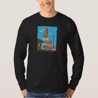 ルート66の昼寝のアパート Tシャツ