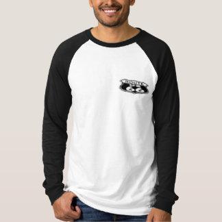 ルート66の長袖のRaglanのTシャツ Tシャツ