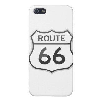 ルート66米国の景色の歴史的なハイウェーの遠征 iPhone 5 カバー