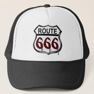 ルート666 キャップ