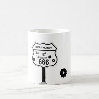 ルート666 コーヒーマグカップ