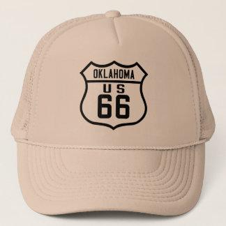 ルート66 -オクラホマ キャップ