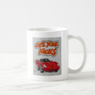 ルート66 コーヒーマグカップ