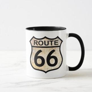 ルート66 マグカップ