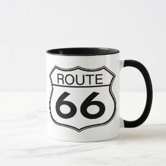 ルート66 -マグ マグカップ