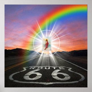 ルート66 -宗教- SRF ポスター