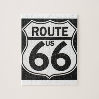 ルート66 -母道 ジグソーパズル