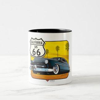 ルート66 - 50水星 ツートーンマグカップ