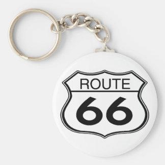 ルート66 - Keychain キーホルダー