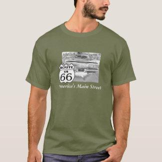 ルート66 - Tシャツ