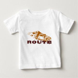 ルート ベビーTシャツ