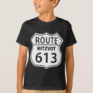 ルートMitzvot 613 Tシャツ